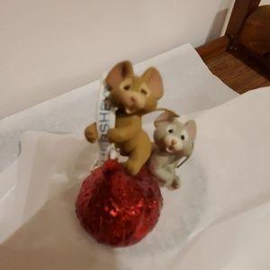 Hershey's Mice Ornament
